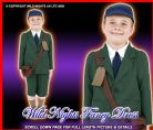 FANCY DRESS COSTUME # 1940'S EVACUEE BOY MED AGE 7-9
